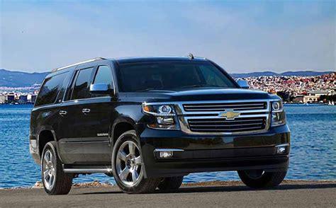 2018 Chevrolet Suburban New Changes  New Automotive Trends
