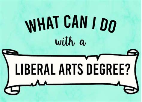 liberal arts degree american