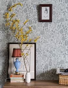 Farrow And Ball Tapeten : florale tapete atacama von farrow ball 3314 ~ Buech-reservation.com Haus und Dekorationen