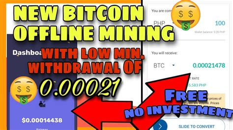 Due to offline storage risk of losing btc becomes zero. BITCOIN OFFLINE MINING | EARN 0.00021 OR P100 IN COINSPH | KEEPERCRYPTO - YouTube