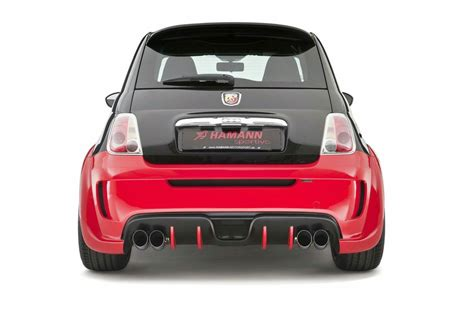Hamann Fiat 500 Abarth And Fiat 500 Abarth Esseesse