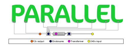 Led Circuit Design Series Parallel Screwfix