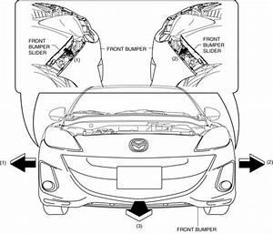 Mazda 3 Service Manual  Installation