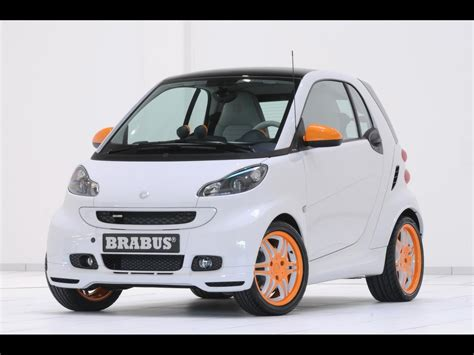 2018 Brabus Smart Fortwo Tailor Made Wallpapers By Cars
