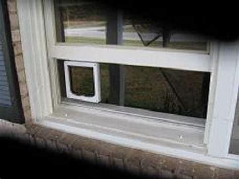 window cat door cat door door for cat door for sliding glass door