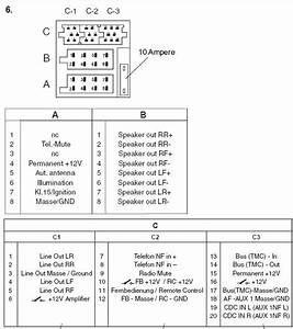 Mercedes Vito Radio Wiring Diagram