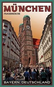 Vintage Möbel München : 615 best images about international travel posters on pinterest poster vintage egypt and air ~ Indierocktalk.com Haus und Dekorationen
