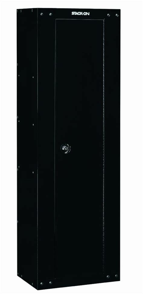 stack on 8 gun cabinet how to keep your safe from guns pew pew tactical