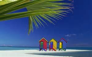 Sandy Beach Desktop Pics Free