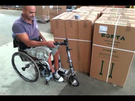 chaise moteur trottinette décathlon avec roue moteur