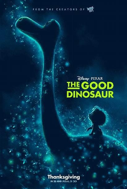 Dinosaur Poster Pixar Motion Disney Animated Stunning