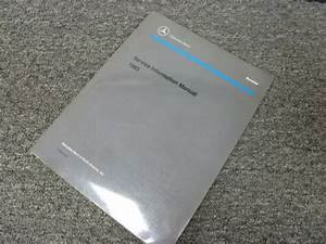 1993 Mercedes Benz 300sl 500sl 600sl Shop Repair Service Bulletins Manual