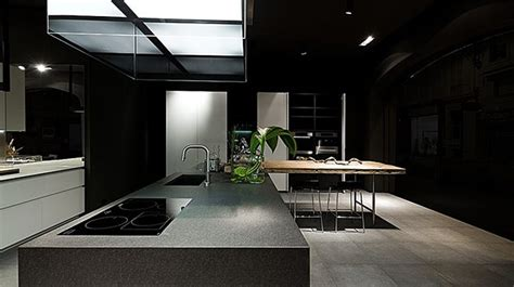 cuisine amenagee cuisine équipée moderne haut de gamme boffi terre meuble