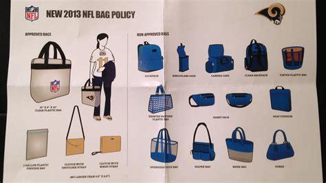 espnw sarah spains guide  beating  nfl bag ban