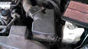 Air Filter Replacement 1999 Mazda Protege 1 8l Install