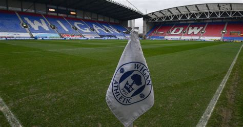 Wigan Athletic Supporters Club react to administrators ...