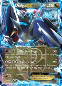 A Good Pokemon Deck by Dialga Ex Black Amp White Plasma Blast Tcg Card Database