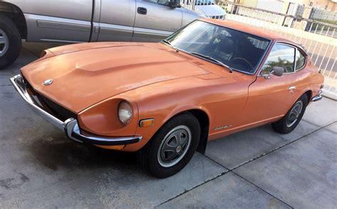 Datsun 240z 1971 by 1971 Datsun 240z Only One Problem