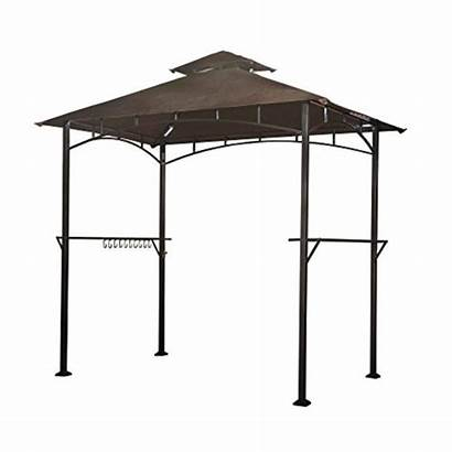 Gazebo Grill Sunjoy Ft Canopy Steel Soft