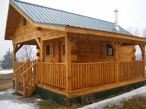 amish crafted log cabins cabana de campo pinterest With amish builders in iowa
