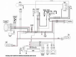 Key Switch To Disable Electrics  U0026 Starting