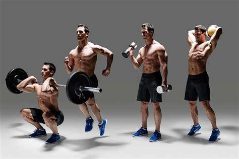 ejercicios hombres workout espalda mejores casa