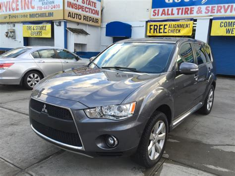 Used Mitsubishi Outlander For Sale by Used 2011 Mitsubishi Outlander Xls Suv 9 990 00