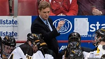 Michigan names Mel Pearson as new men's hockey coach ...