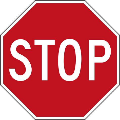 stop sign template stop sign template printable cliparts co