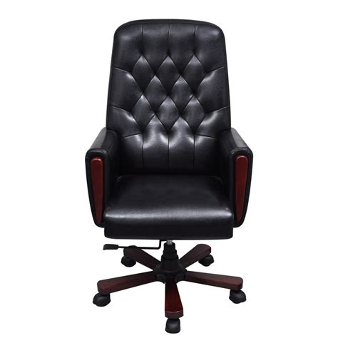fauteuil de bureau chesterfield la boutique en ligne fauteuil de bureau chesterfield noir