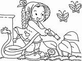 Coloring Garden Pages Gardening Clipart Watering Flower Printable Water Spring Nutcracker Colouring Clip Bestcoloringpagesforkids Books Line Student Fairy Pluspng Holiday sketch template