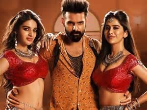 iSmart Shankar Hindi version storms YouTube
