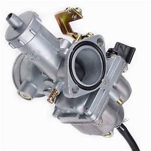 30mm Carburetor Pz30 Carb 200cc 250cc Cable Choke Dirt