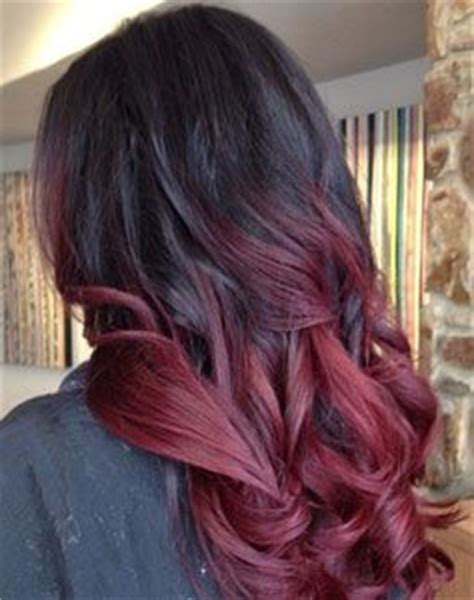 Black Colored Hairstyles by My Hair Black And Ombre And Ombre On