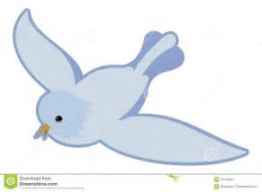 Cartoon Birds Flying