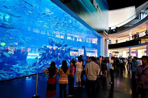 dubai mall aquarium shopping underwater largest zoo centre luxury designrulz outdoor comercial centro acuario discovery zoo2 amazing architectureartdesigns