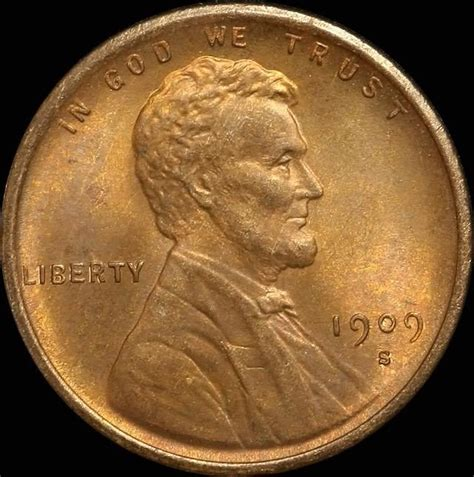 most valuable coins top 25 most valuable lincoln pennies sold on ebay in august 2015 the coin values blog