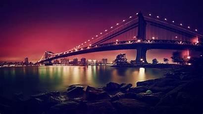 4k York Bridge Manhattan Suspension Tags