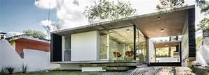 Container Haus Architekt : transparenter container wohnhaus in alta gracia detail magazin f r architektur baudetail ~ Yasmunasinghe.com Haus und Dekorationen