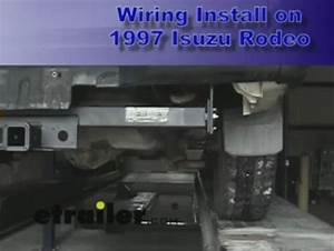 1996 Isuzu Rodeo T