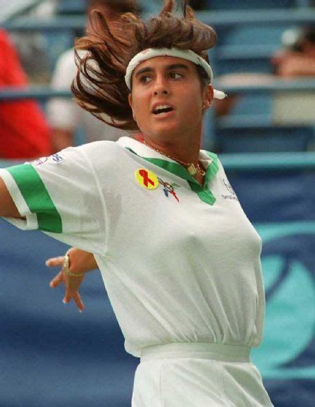 sabatini gabriela tennis gabriella sports players sport female upskirt stars google wta athletes cameltoe athletic pro dating history pokies athlete