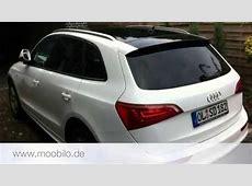 Panorama Dach Audi Q5 schwarz Hochglanz YouTube