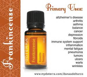 Frankincense Essential Oil doTERRA