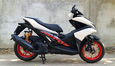 Aerox Modification by All New Honda Click150i Ps Concept Brpinterestcom