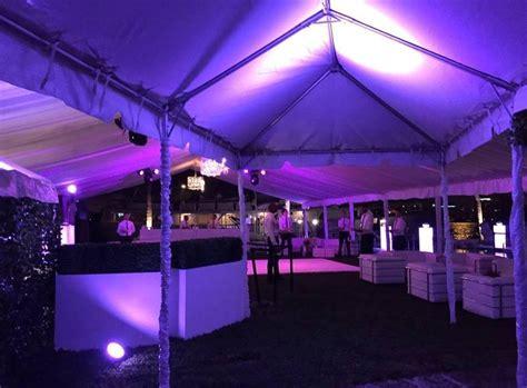 outdoor party lighting rental event lighting rentals