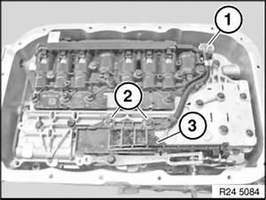 Where Is The Location Of The Transmission Range Sensor On 2007 Bmw X3 3 0si