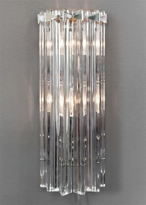 Glass Light Sconces awesome glass wall sconces home depot length of the small