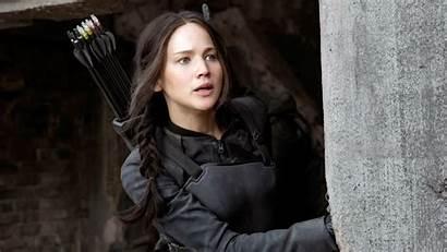 Hunger Jennifer Lawrence Games Katniss Wallpapers