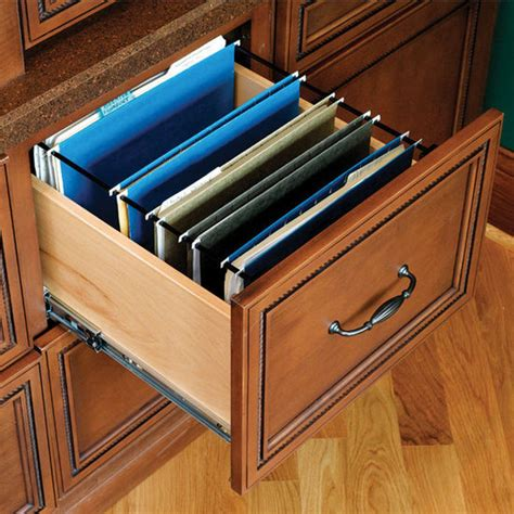 File Cabinet Inserts by Rev A Shelf File Drawer System File System Insert For