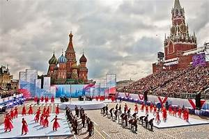 The Moscow City Day - Russia Travel